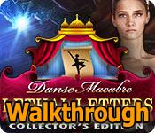 danse macabre: lethal letters collector's edition walkthrough