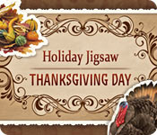 Holiday Jigsaw Thanksgiving Day game feature image