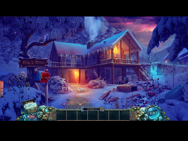 fear for sale: the house on black river collector's edition walkthrough screenshots 1