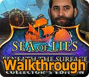 sea of lies: beneath the surface walkthrough
