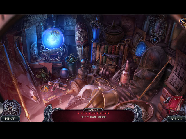 grim tales: the heir collector's edition screenshots 2