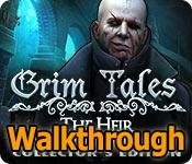 grim tales: the heir collector's edition walkthrough