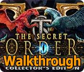 the secret order: the buried kingdom collector's edition walkthrough