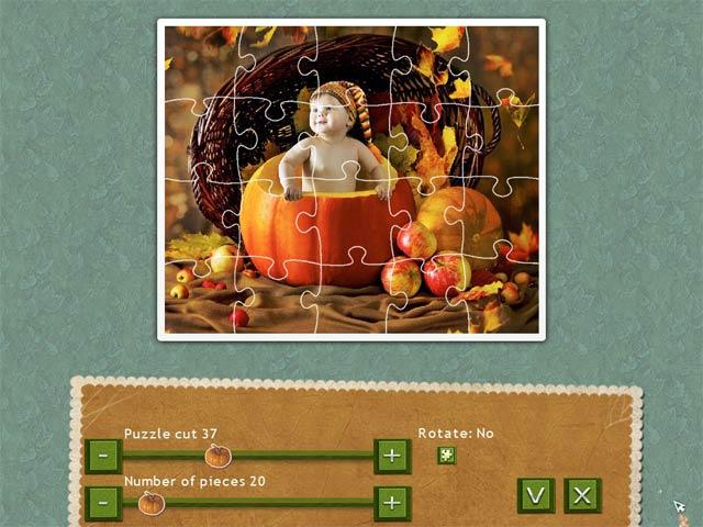 holiday jigsaw thanksgiving day 2 screenshots 3