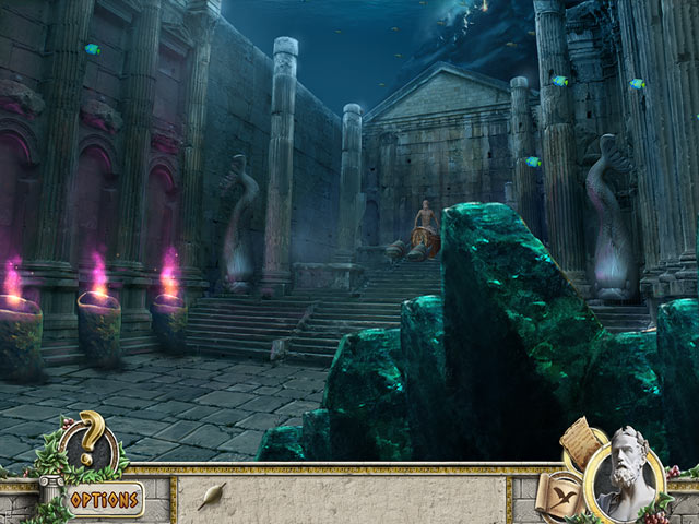 beyond the legend: mysteries of olympus walkthrough