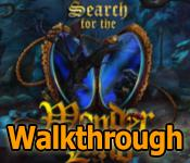 search for the wonderland walkthrough