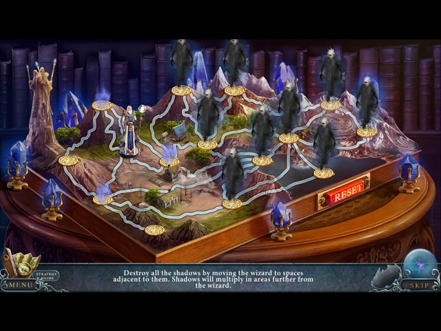 edge of reality: ring of destiny collector's edition walkthrough