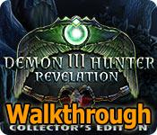 demon hunter: revelation walkthrough