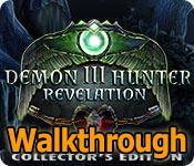 demon hunter: revelation walkthrough