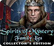 spirits of mystery: family lies