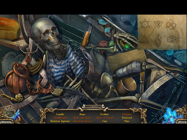 spirits of mystery: family lies collector's edition screenshots 2