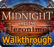 midnight calling: jeronimo collector's edition walkthrough