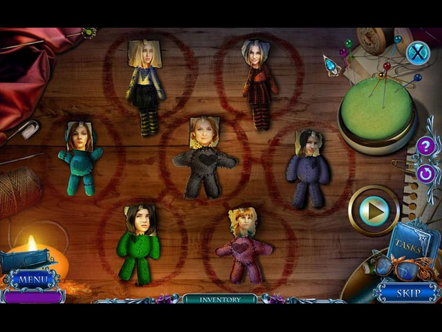 mystery tales: her own eyes walkthrough
