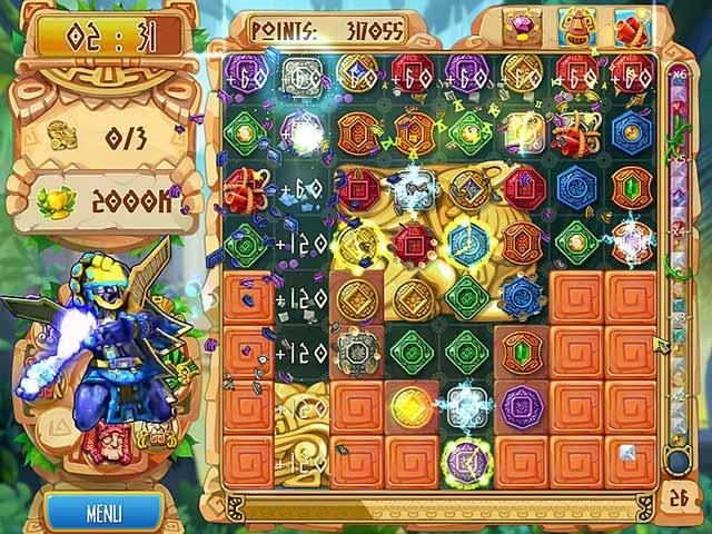 the treasures of montezuma 5 screenshots 1