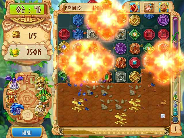 the treasures of montezuma 5 screenshots 3