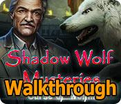 Shadow Wolf Mysteries: Curse of Wolfhill Walkthrough