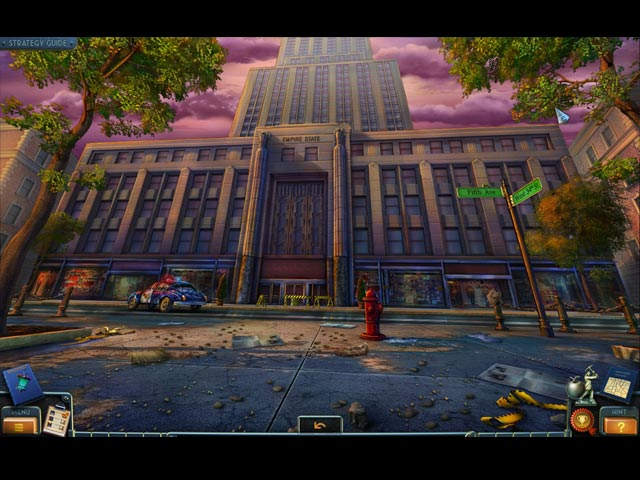 new york mysteries: the lantern of souls collector's edition screenshots 2