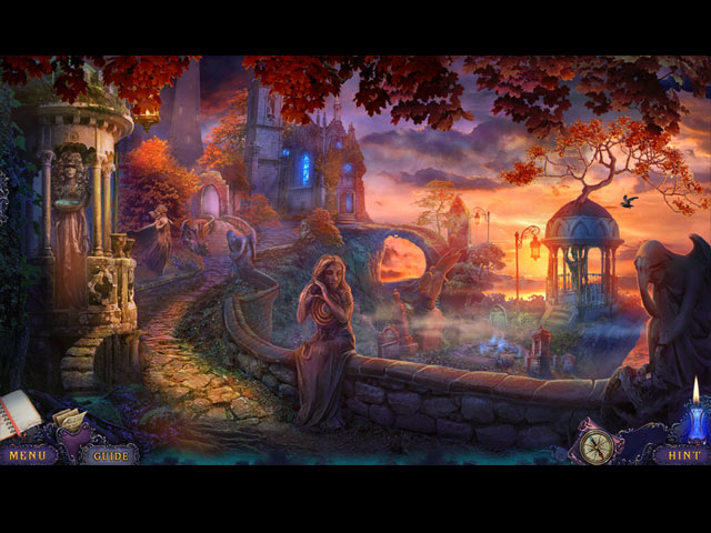 whispered secrets: everburning candle collector's edition walkthrough