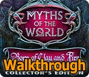 myths of the world: born of clay and fire walkthrough