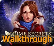 Crime Secrets: Crimson Lilly Walkthrough