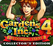 Gardens Inc. 4: Blooming Stars Collector's Edition game feature image