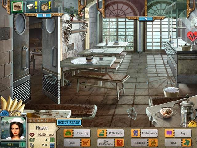 dark asylum: mystery adventure screenshots 1