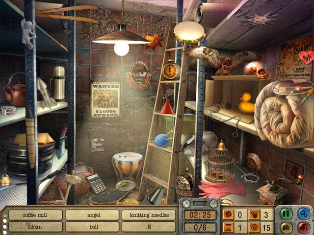 dark asylum: mystery adventure screenshots 2