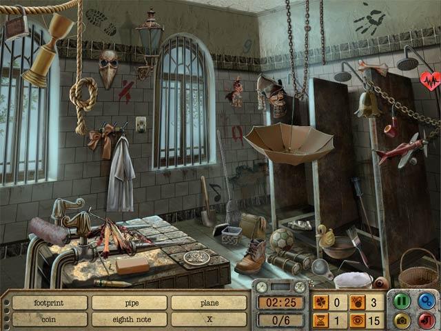 dark asylum: mystery adventure