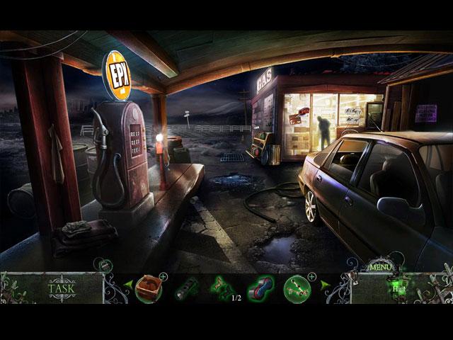 phantasmat: town of lost hope collector's edition walkthrough screenshots 1