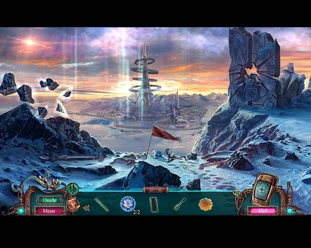 amaranthine voyage: winter neverending collector's edition screenshots 1