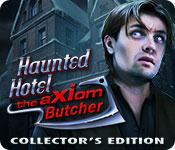 haunted hotel: the axiom butcher