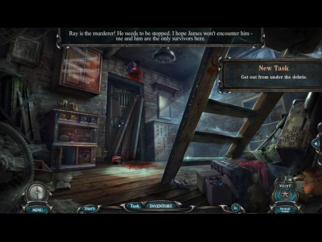 haunted hotel: the axiom butcher collector's edition walkthrough