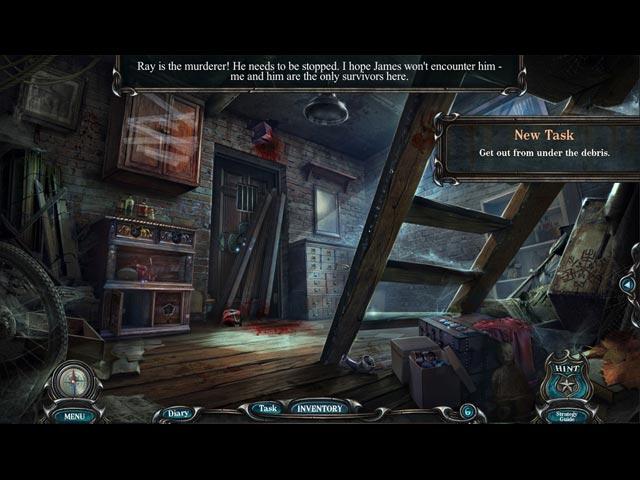 haunted hotel: the axiom butcher collector's edition walkthrough screenshots 1