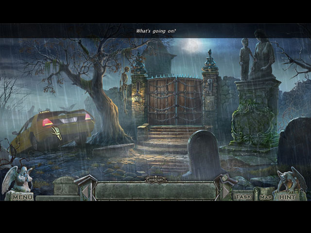 redemption cemetery: at death's door screenshots 1