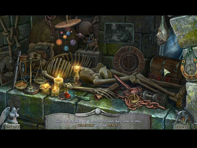 redemption cemetery: at death's door collector's edition walkthrough