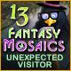 Fantasy Mosaics 13: Unexpected Visitor