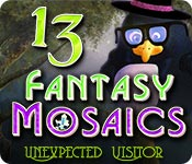 fantasy mosaics 13: unexpected visitor