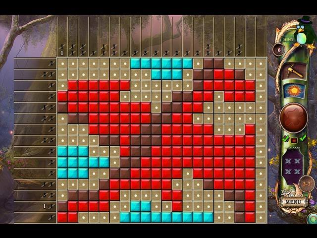 fantasy mosaics 13: unexpected visitor screenshots 2