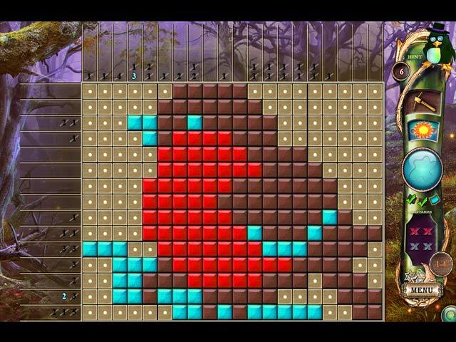 fantasy mosaics 13: unexpected visitor screenshots 3