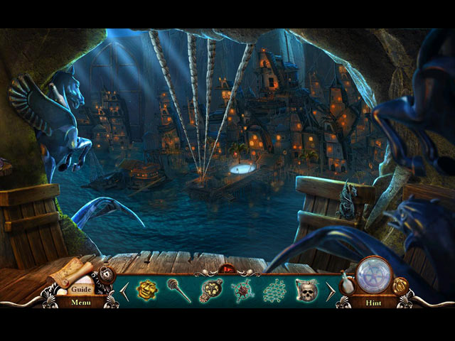 sea of lies: leviathan reef collector's edition screenshots 2