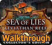 sea of lies: leviathan reef walkthrough
