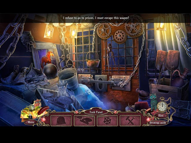 surface: lost tales collector's edition screenshots 2