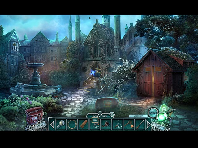 cursed cases: murder at the maybard estate collector's edition screenshots 1