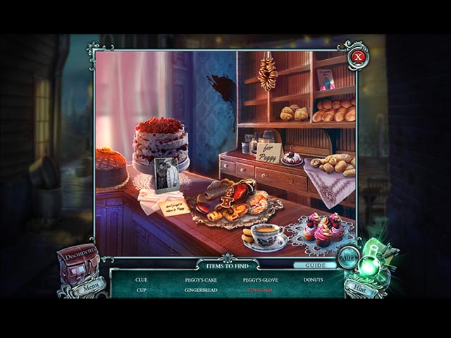 cursed cases: murder at the maybard estate collector's edition screenshots 2