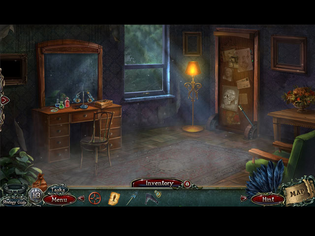 grim facade: monster in disguise collector's edition walkthrough screenshots 1