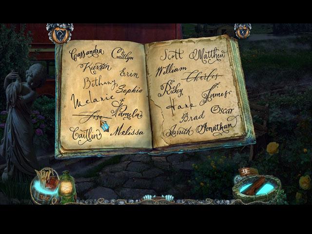 spirit of revenge: florry's well collector's edition walkthrough screenshots 3