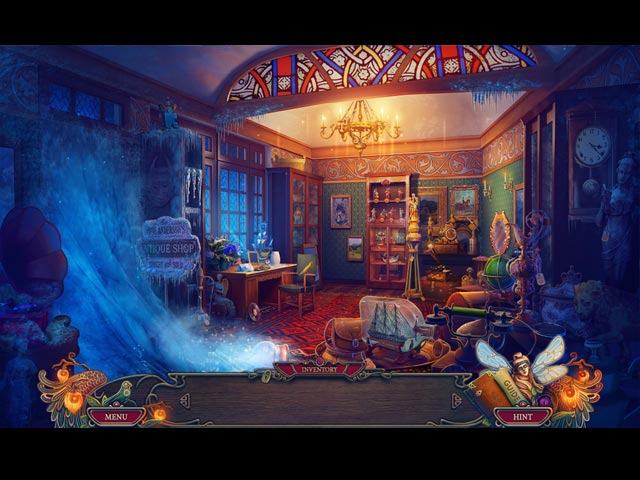 the keeper of antiques: the revived book walkthrough screenshots 1