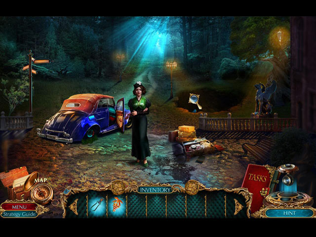the curio society: new order collector's edition screenshots 1