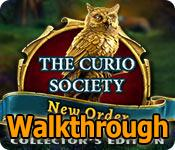 the curio society: new order collector's edition walkthrough
