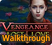 vengeance: lost love collector's edition walkthrough